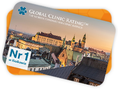 Global Clinic Rating - nr 1 w Krakowie